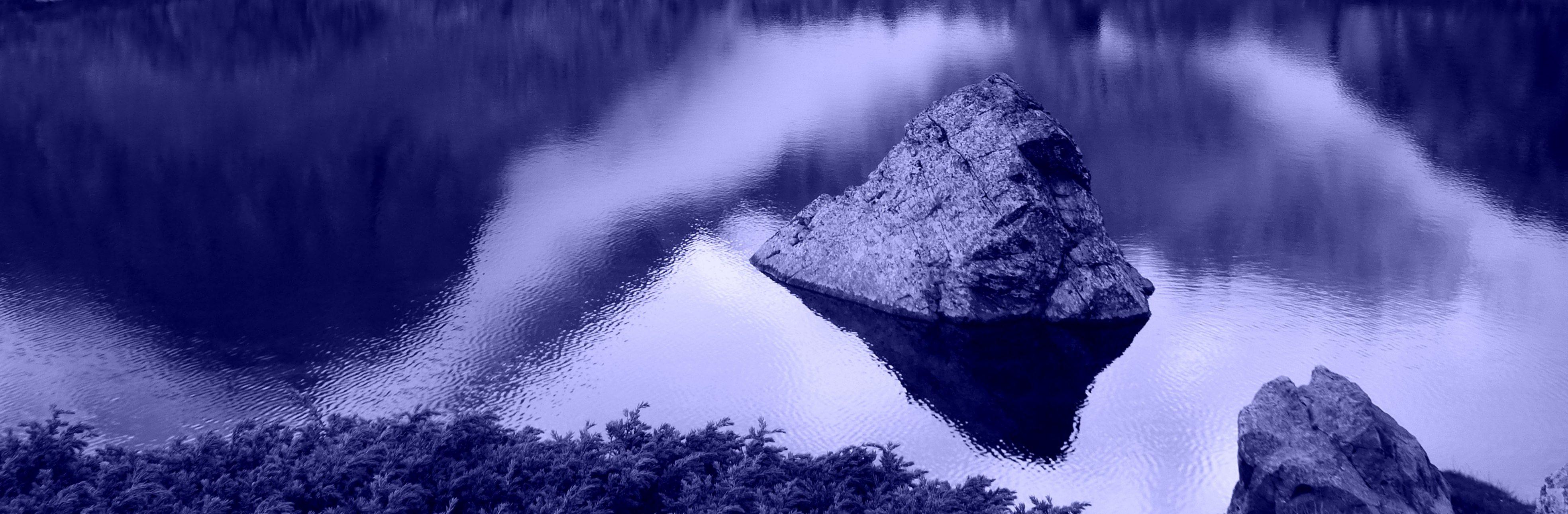 La piedra en el agua. Poesía y prosa poética de amor